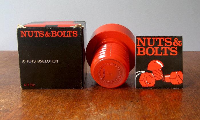 Nuts & Bolts Men's Toiletries 1