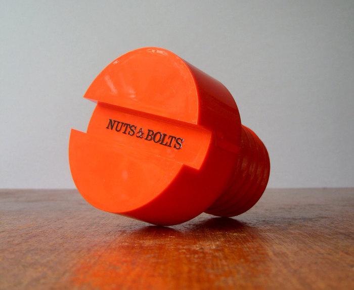 Nuts & Bolts Men's Toiletries 3