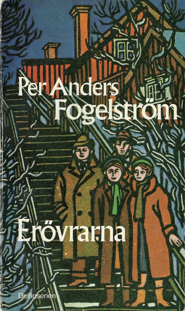 Erövrarna by Per Anders Fogelström, Delfinserien