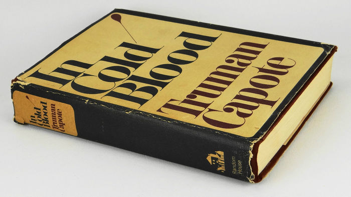 In Cold Blood, 1965 first edition 6