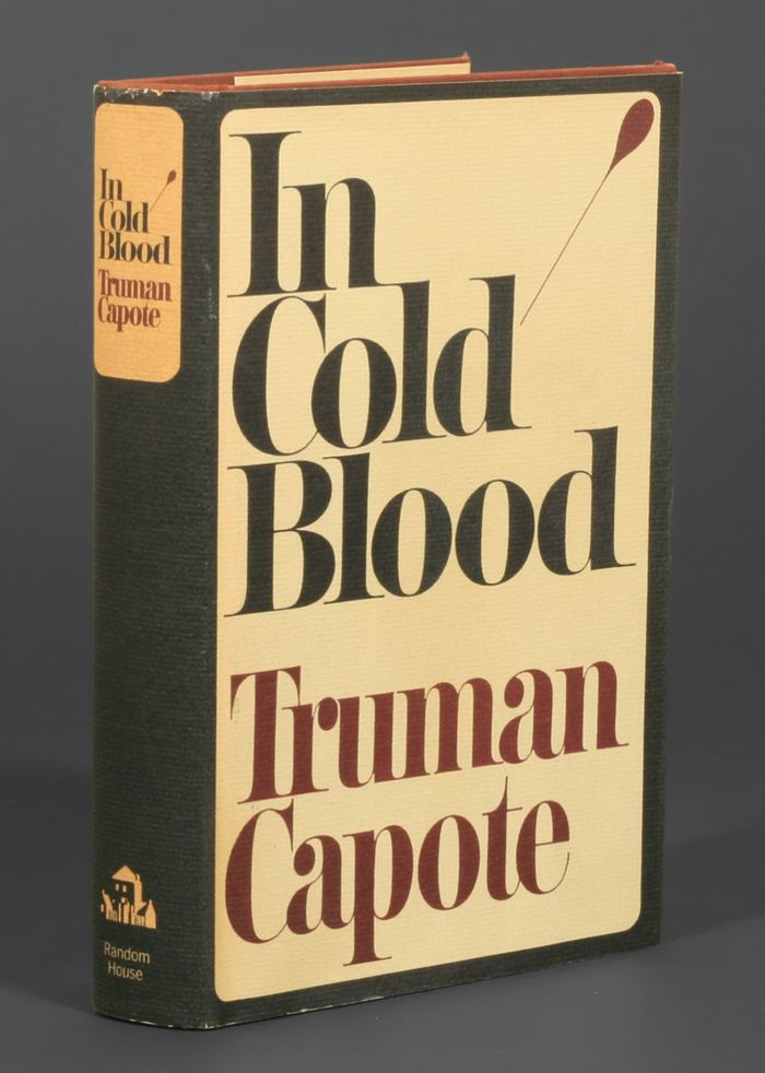 In Cold Blood, 1965 first edition 10