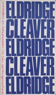 <cite>Eldridge Cleaver: Artikelen en Toespraken na Zijn Gevangenschap</cite>