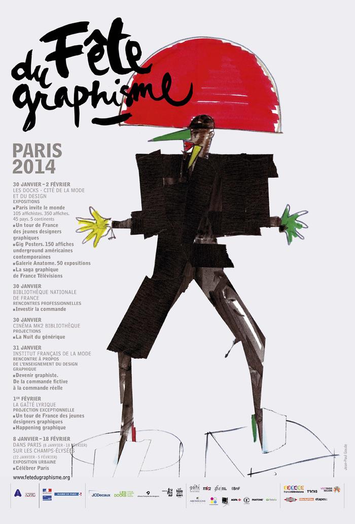 Fête du Graphisme design festival 1