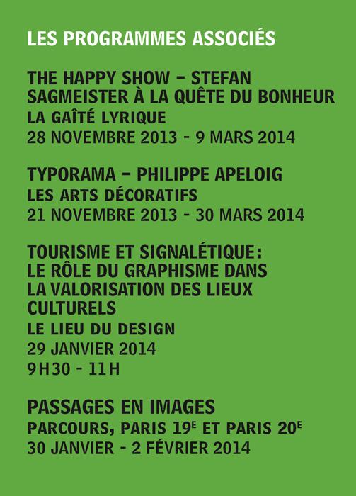 Fête du Graphisme design festival 2