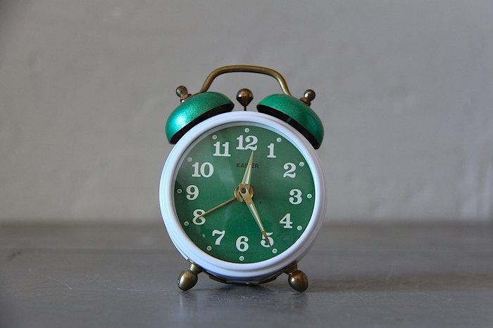 Vintage Kaiser Alarm Clock 2