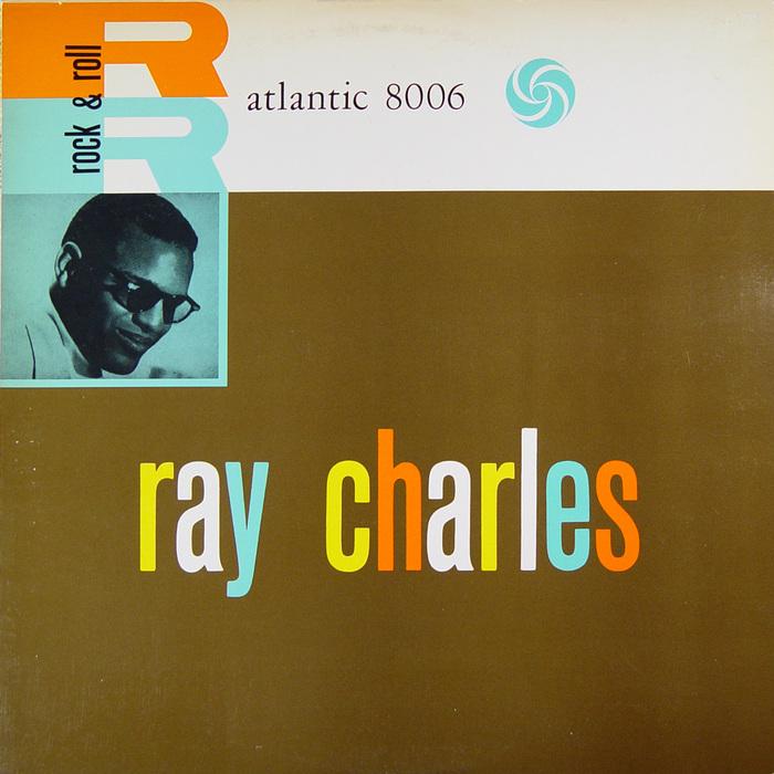Ray Charles – Ray Charles album art, Atlantic Records 2