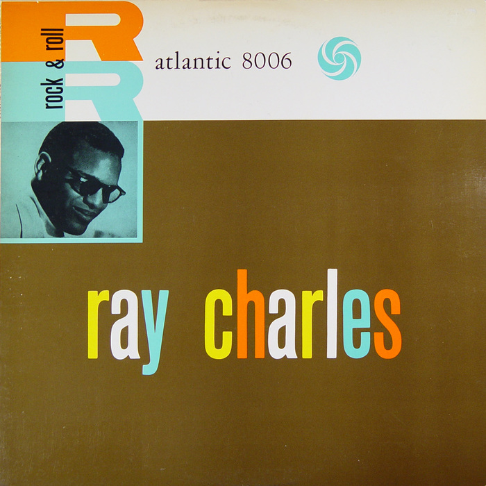 Ray Charles – Ray Charles album art, Atlantic Records 2