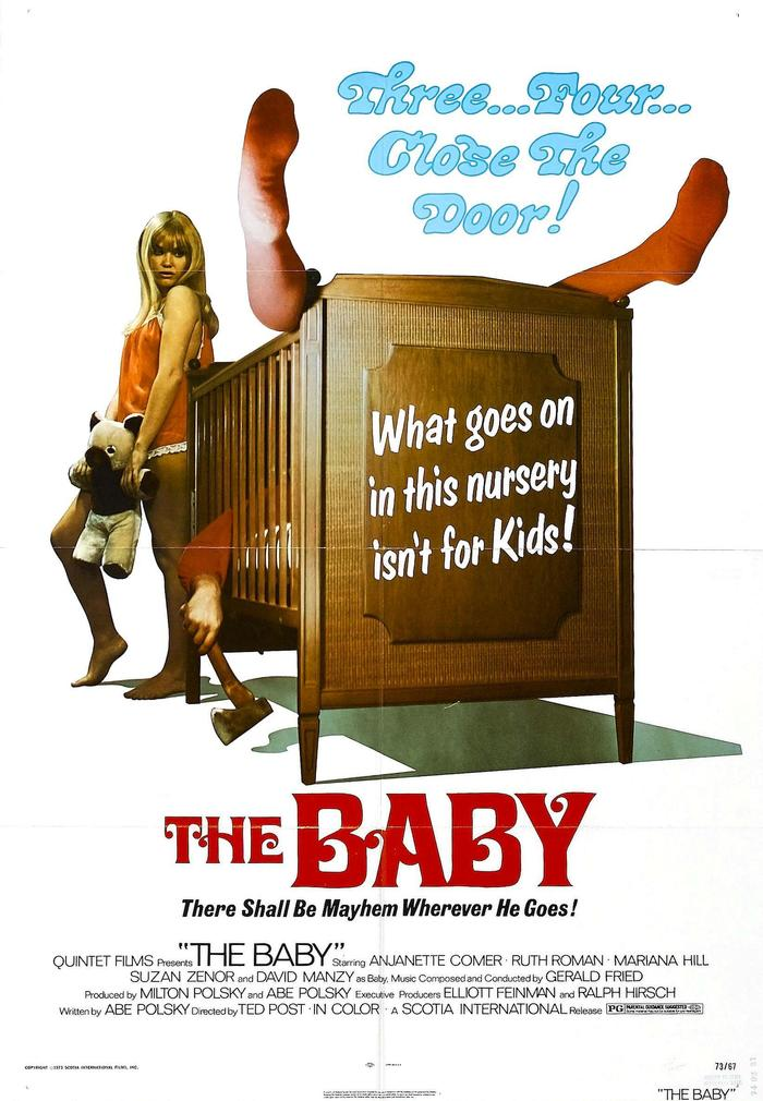 The Baby movie poster 1