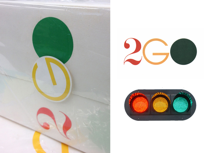 "2 Go (""To go"") Packaging for Pei's Place 3"