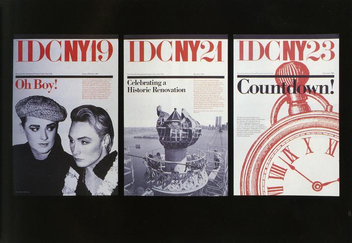 IDCNY Newsletters 1