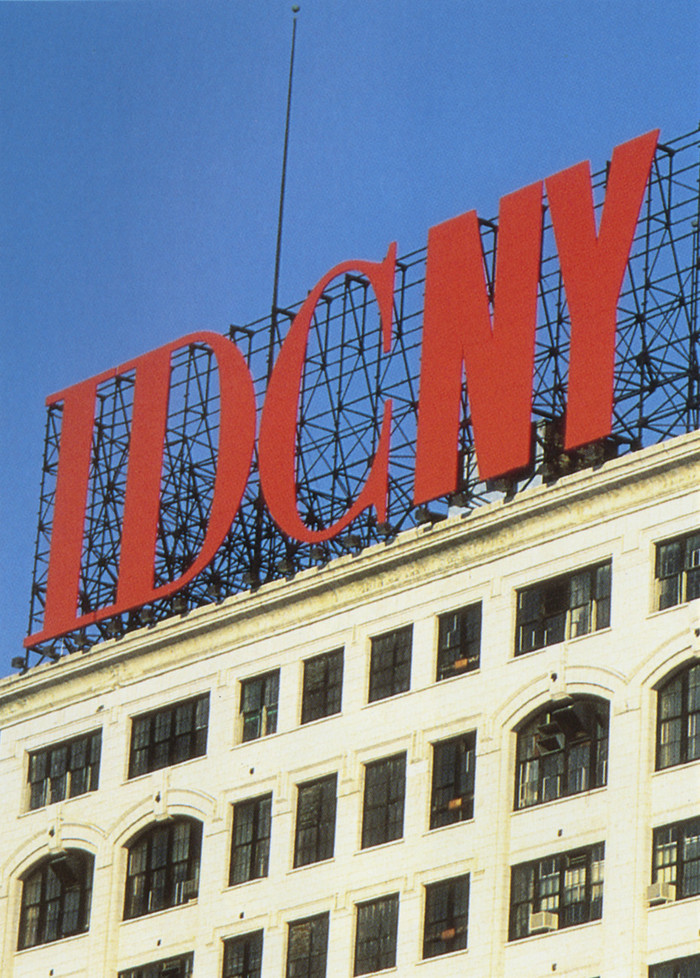 IDCNY Sign System 2