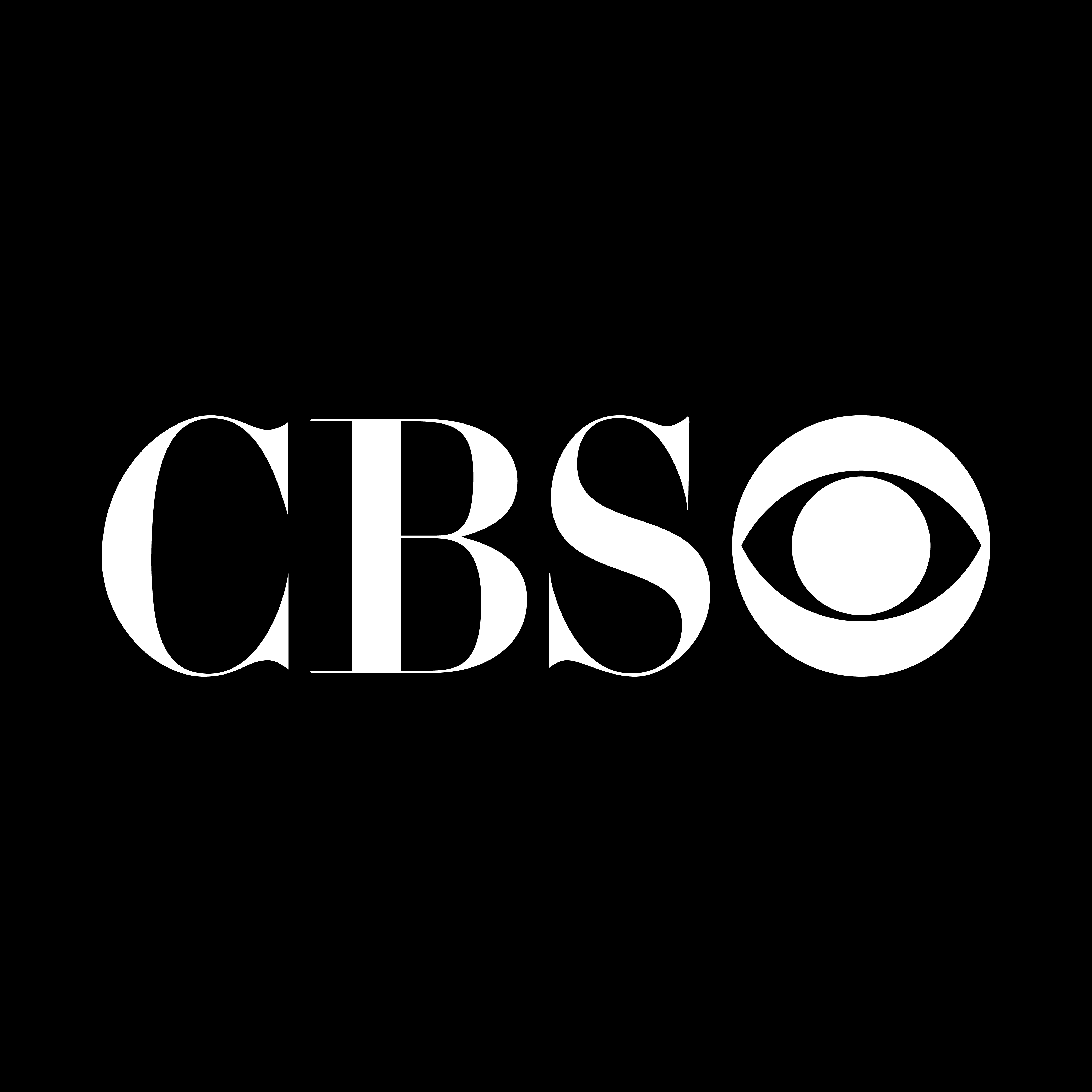 CBS Identity, 1960s - Fonts In Use
