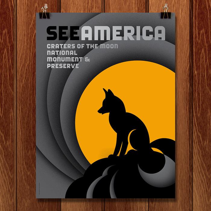 See America posters by Luis Prado 3