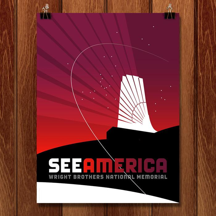 See America posters by Luis Prado 7