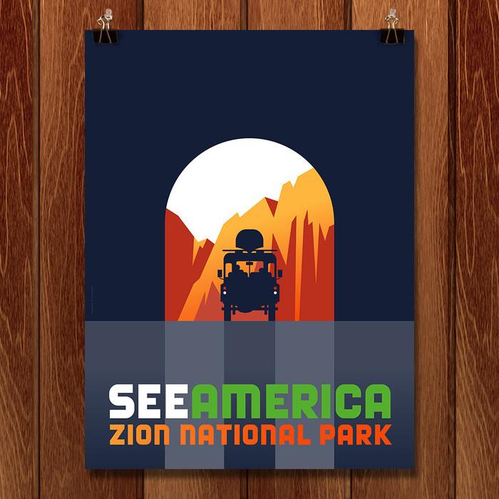 See America posters by Luis Prado 8