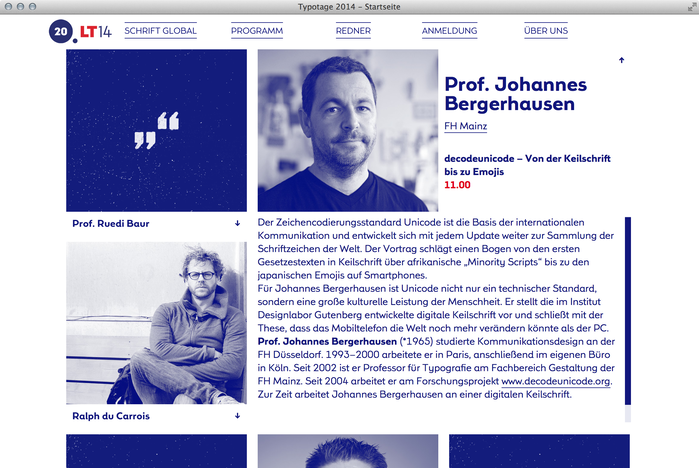 Leipziger Typotage 2014 website 4