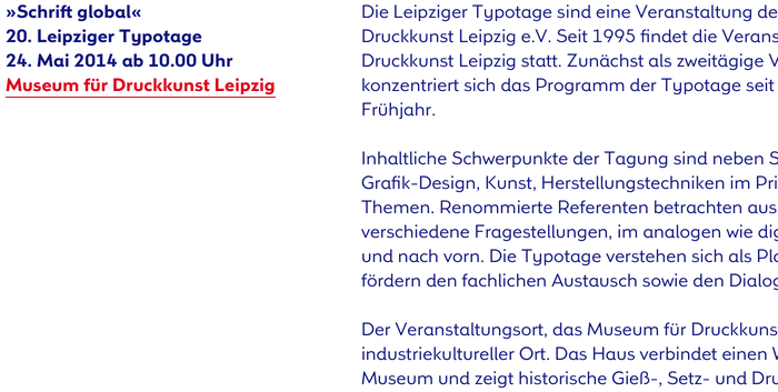 Leipziger Typotage 2014 website 5