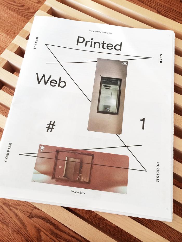 Printed Web #1 1