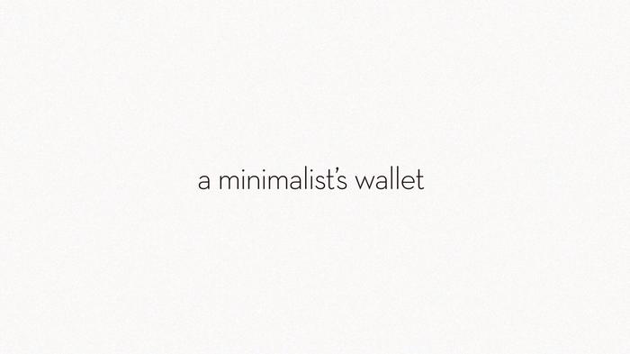 Supr Slim Wallet promo video 1
