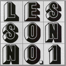 Glenn Branca – <cite>Lesson No. 1</cite> album art