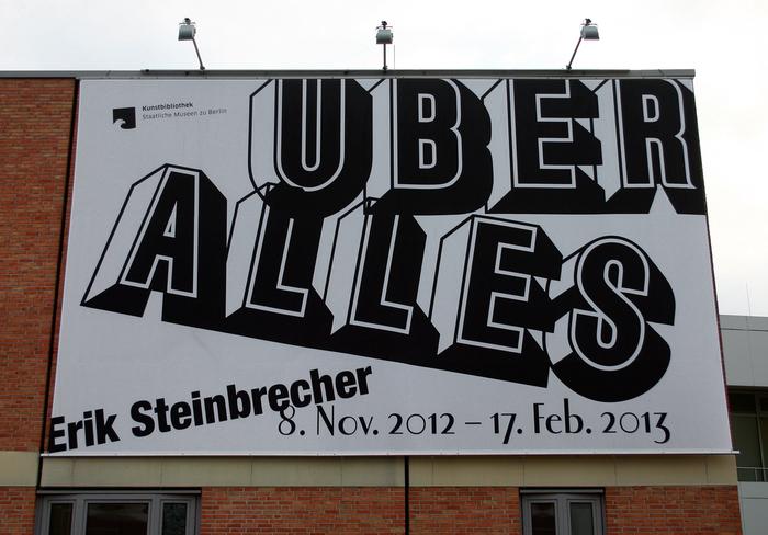 Uber Alles by Erik Steinbrecher