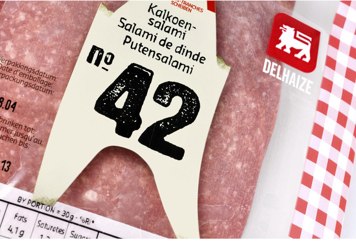 Delhaize packaging 2