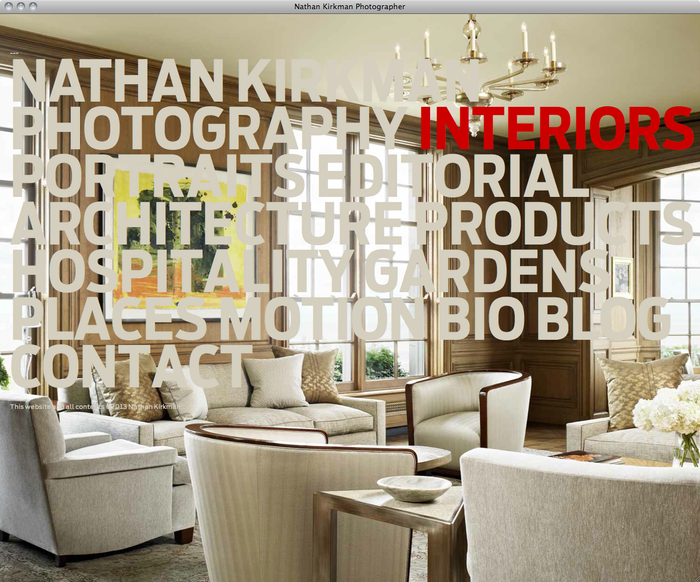 Nathan Kirkman website 1
