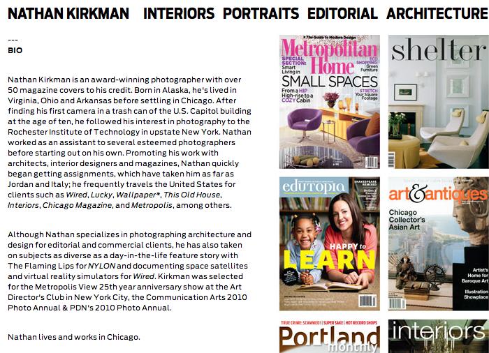Nathan Kirkman website 4