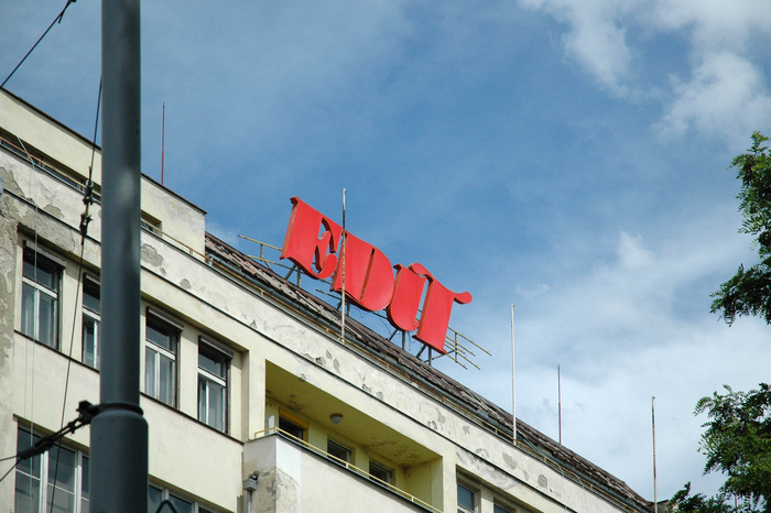 EDIT building, Brno