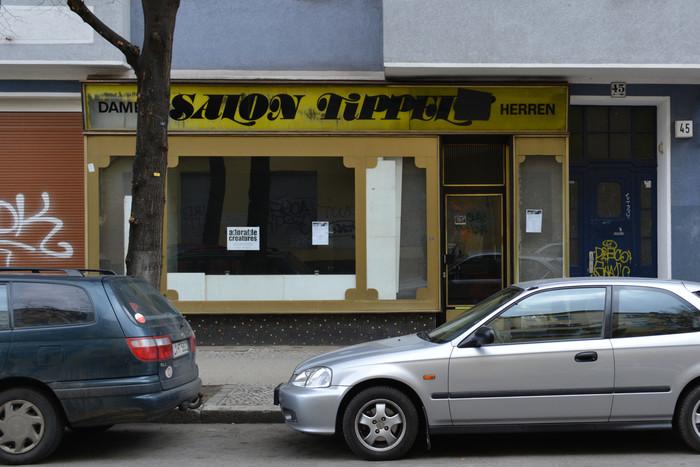 Salon Tippelt, Berlin 1