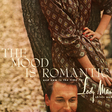 "Lady Manhattan ad: ""The Mood Is Romantic"""