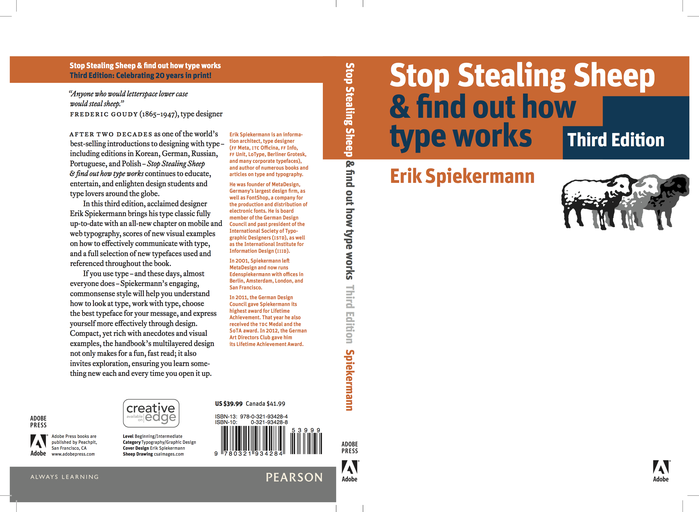 Stop Stealing Sheep 3rd Edition