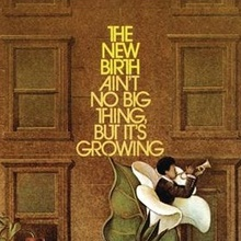 The New Birth – <cite>Ain't No Big Thing, But It's Growing</cite> album art