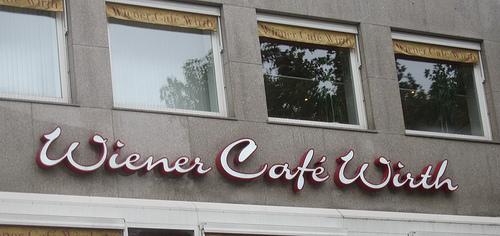 Wiener Café Wirth 1