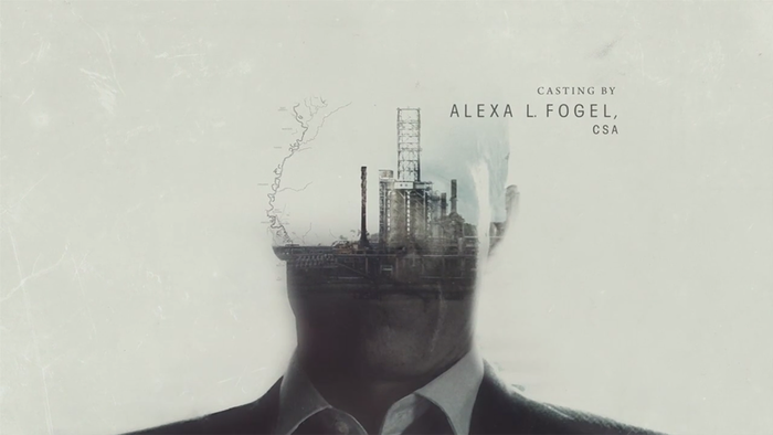 True Detective poster and title sequence 2
