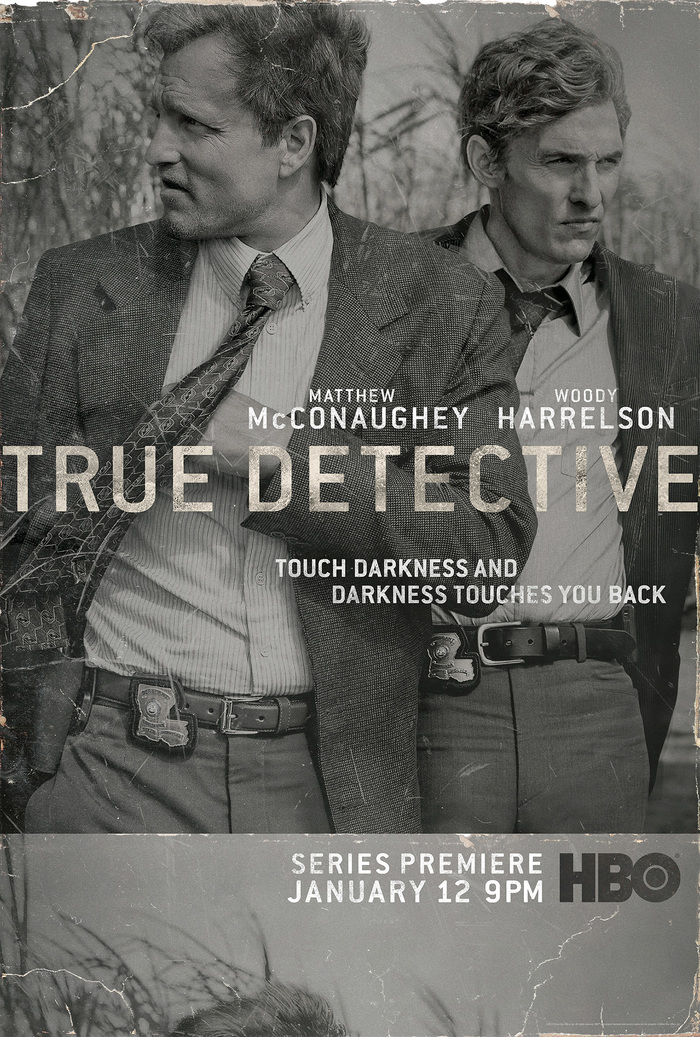 True Detective poster and title sequence 11