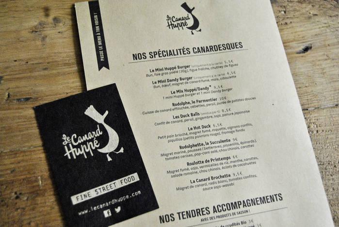Le Canard Huppé 5