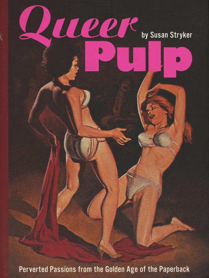 Cover art from Brandon Books 618, Flying Lesbian, 1963 – cover Artist: Fred Fixler