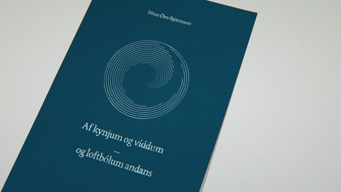 Af kynjum og víddum … og loftbólum andans by Pétur Örn Björnsson 1