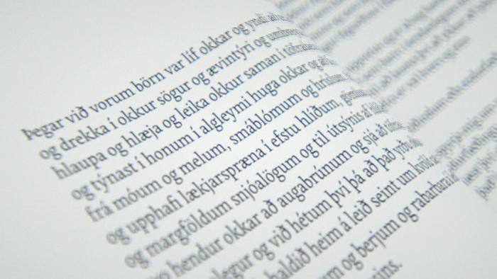 Af kynjum og víddum … og loftbólum andans by Pétur Örn Björnsson 4