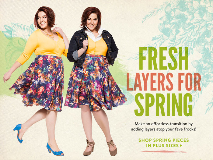 Fresh Layers for Spring at ModCloth 1