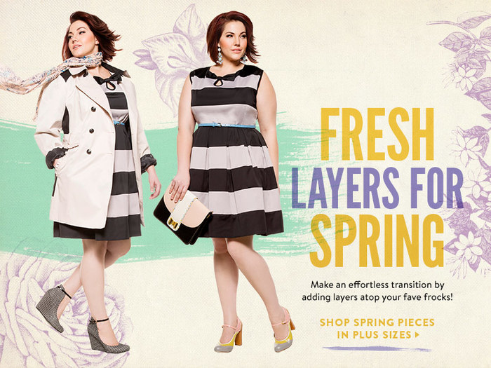 Fresh Layers for Spring at ModCloth 5