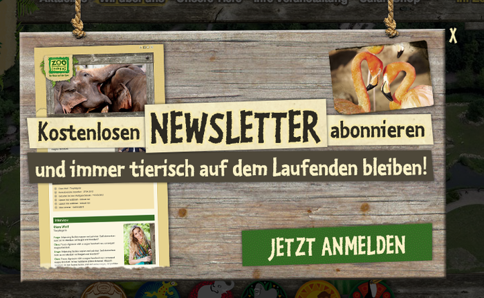 Zoo Leipzig website 3