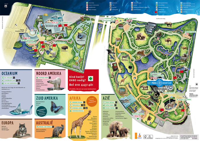 Diergaarde Blijdorp (Rotterdam Zoo) 1
