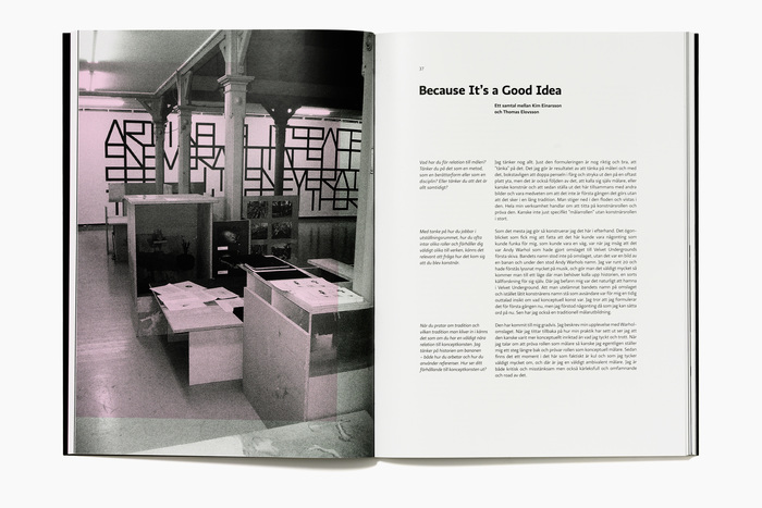 Thomas Elovsson: Found Text and Borrowed Ideas 3