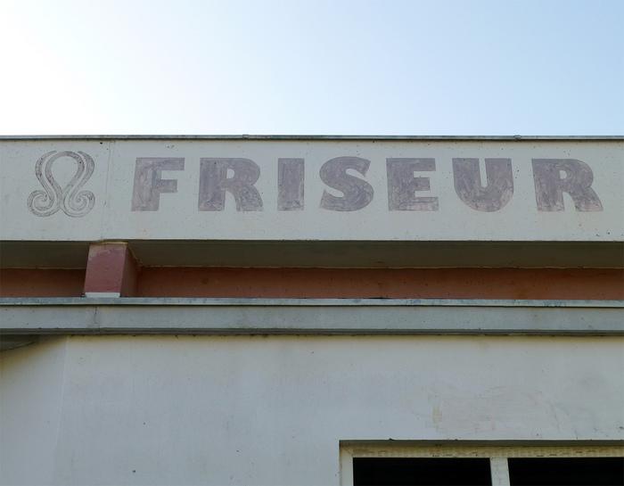 Friseur, Henriettenstraße, Brandenburg an der Havel