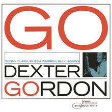 Dexter Gordon – <cite>Go </cite>album art