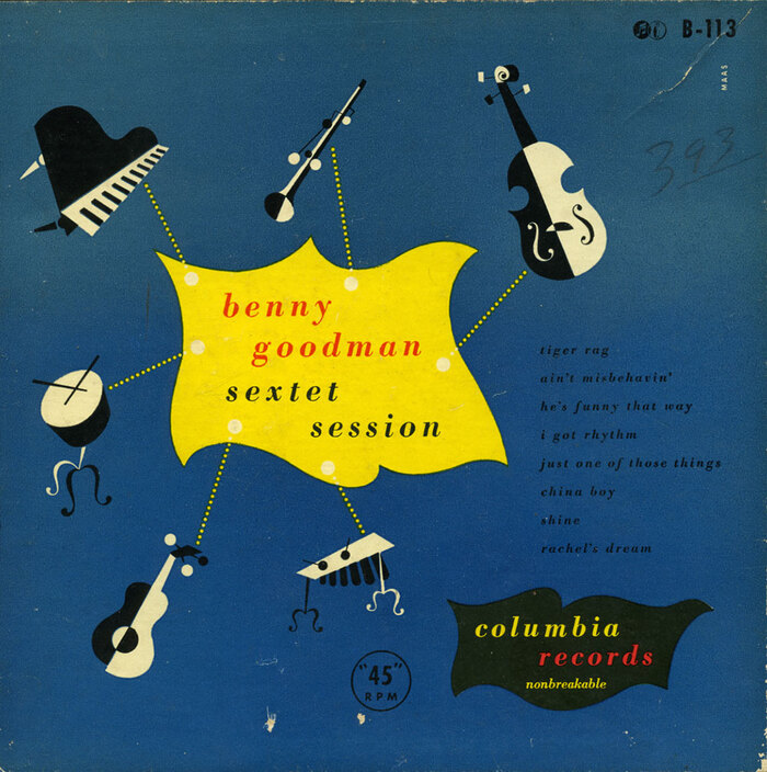 Benny Goodman: Sextet Session 1