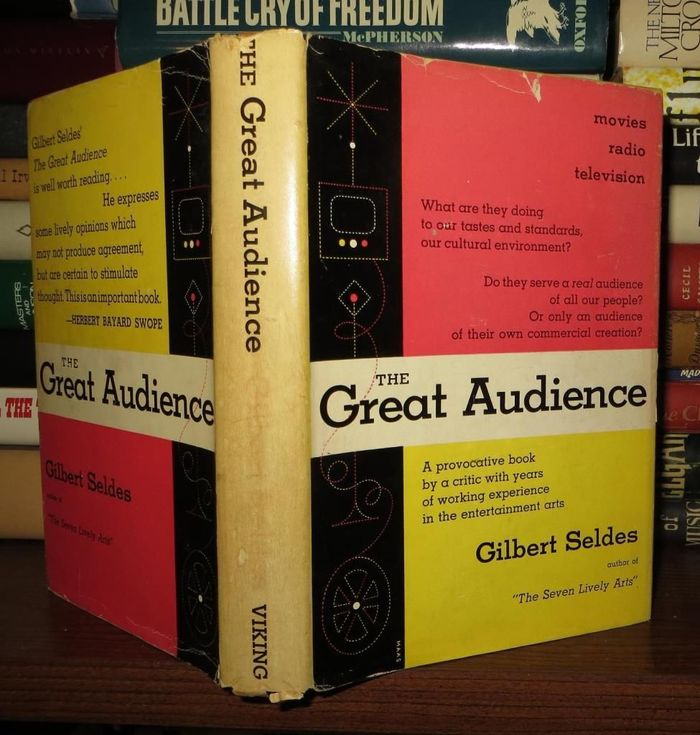 The Great Audience, Viking first edition 3