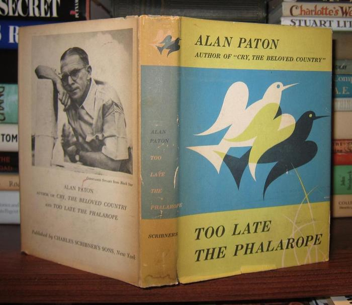 Too Late the Phalarope, 1st US edition 3